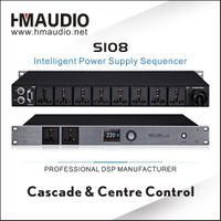 S108 Intelligent Smart Power Supply Sequencer for controlling