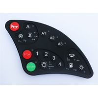 Best silicone waterproof keypad