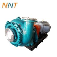 High concentration sand pump slurry pump for sand pump barge or vessel