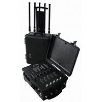 80W High Power Wireless Anti-explosion Jammer