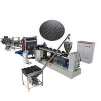 HDPE Waterproof Drainage Board Making Machine
