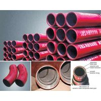 Ceramic-lined Steel Composite Pipes thumbnail image