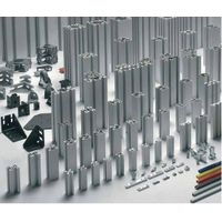Aluminium Extruded Profiles