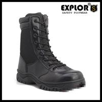 combat boots 5inch ankle boots desert boots for men black work boots