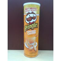Best Quality Flavoured Potato chips Pringles thumbnail image