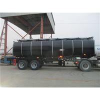 2 Axles Bituman Tanker Trailer