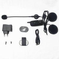 OEM 1000m Wireless Walkie Talkie Wireless Bluetooth Headphones