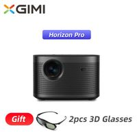 XGIMI Horizon Pro 4K Projector, 2200 ANSI Lumens, Android TV 10.0 Movie With WiFi Bluetooth thumbnail image