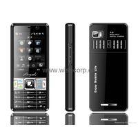 T718, Dual sim dual standby, TV, Tri band mobile phone, FM, MP3, Mp4, touchscree