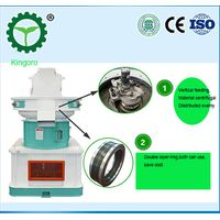 3T/H Made in China Professional Wood Pellet Plant Used Complete Pellet Line Manufacturer With CE Pri thumbnail image