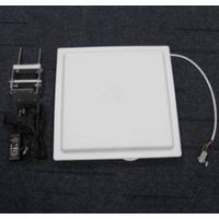 6meters middle range uhf rfid reader epc Wiegand / integrated 9.2dbi circular polarized passive uhf