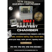 IP Rain Spray Test Chamber