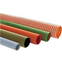 Pvc 3 Inch/1 Inch Water Air Suction Hose