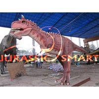 Jurassic park lifesize handmade dinosaur