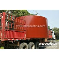 Ball mill shell, rotary kiln shell manufacturer