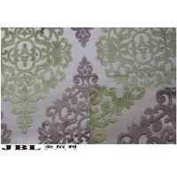 jacquard cut velvet sofa fabric NB130607D-7