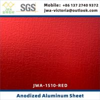 Anodic Aluminum Sheet, Anodized Aluminum Coil for Household Appliance Aluminum Shell Materials thumbnail image