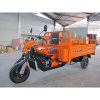 200cc Water-Cooling Cargo Tricycle 3- Wheel Motorized Trike