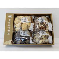 Korea Health Food Mushroom Gift Sets