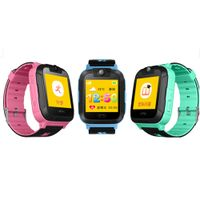 factory price 3G network remote monitor camera wifi kids gps watch