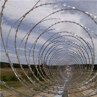 Concertina Wire concertina wire border military concertina wire concertina wire for sale thumbnail image