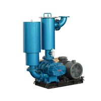 compact design roots blower for water treatment industry thumbnail image