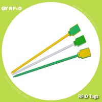 UHF Cable Tie tag can reach 5-10meter reading range for flowers and cables tracking(GYRFID) thumbnail image