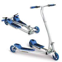 Wheels Swing Scooter