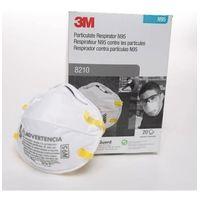 3M 8210 N95 Particualte Respirator , Face Masks thumbnail image