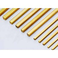 Brass Bar/Rod/Tube/Pipe Riveting Material C3602 CNC Part