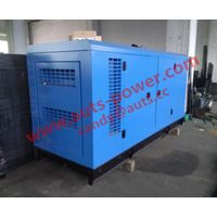 Cummins Silent Diesel Generator Set with Soundproof Canopy