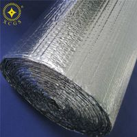 double foil bubble thermal insulation materials