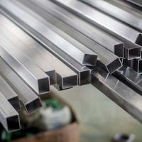 Stainless Steel Rectangle Pipe & Tube