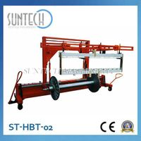 ST-HBT-02 Hydraulic Warp Beam Lift Trolley With Harness Mounting Device