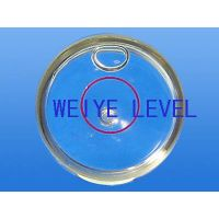 glass circular spirit level