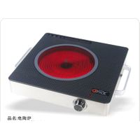 OBD 1-zone Built-in Induction Infrared Ceramic Cooker