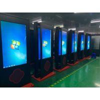 32/43/49/55/65/70/75/86/98 Inch Outdoor Standing LCD Advertising Player Advertising Screen Kiosk thumbnail image