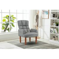 accent chair .armchair,recliner chair thumbnail image