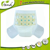 PP Frontal Tape Cloth Like Disposable Film Adult Diapers