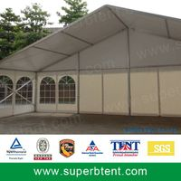 aluminum frame big display tent for exhibition thumbnail image