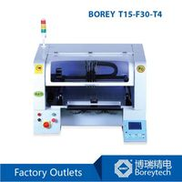 BOREY T15-F30-T4 Desktop SMT Pick and Place Machine