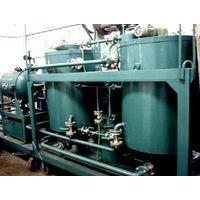 Waste plastics refined gasoline diesel technology and equipment
