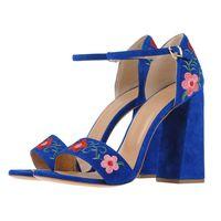 latest ladies high heel fancy sandals designs photo