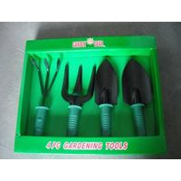 PLASTIC HANDLE GARDEN TOOLS LB-0582