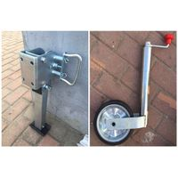 corner steady,loading stable ,camper trailer,tipping trailer parts use stabilizer leg