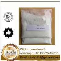 Pain Reliever Paracetamol / Acetaminophen 4-Acetamidophenol CAS 103-90-2 Medical Raw Material Antipy