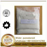 Pain Reliever Paracetamol / Acetaminophen 4-Acetamidophenol CAS 103-90-2 Medical Raw Material Antipy