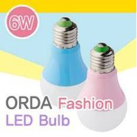 ORDA Fashion LED Bulb 6W