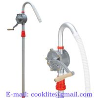 Aluminum Hand Rotary Oil Diesel Fuel Drum Barrel Pump thumbnail image