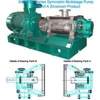 API BB4 Chemical Process Multistage Pump thumbnail image